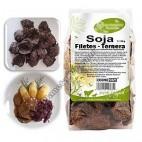 Soja Texturizada en Filetes sabor a veggie-ternera, 150 g. V.F.