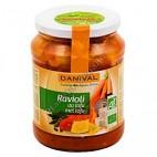Raviolis Rellenos de Tofu, 670g. Danival