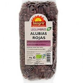 Alubias Rojas, 500 g. Biográ