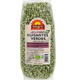 Guisantes Verdes, 500g. Biográ