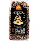 Bolitas de maíz con Chocolate, 250g. Biográ