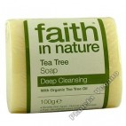 Jabón de Arbol de Té, 100 gr Faith in Nature