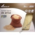 Tostadas Ligeras de Arroz - Soria Natural