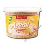 Desayuno de Avena con Plátano 220g. Biográ
