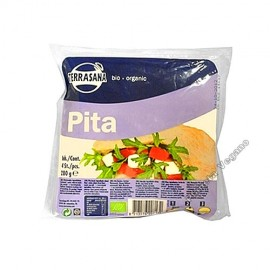 Pan de Pita, 280 g. Terrasana