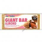 Giant Bar Almendras, 90g Ma Baker