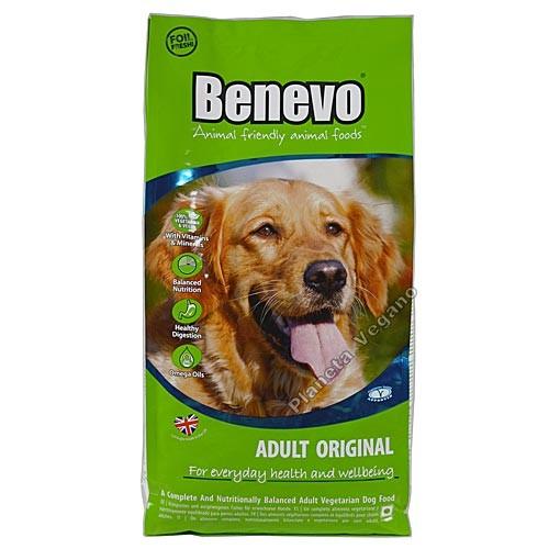 Pienso Vegano Benevo Regular 2 kg.