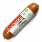 Chorizo Vegetal, 200g Zuaitzo