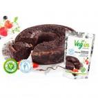 Preparado para tarta vegana de chocolate, 300g Vegin