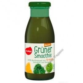 Batido Verde de Kale, Naranja y Espinaca. 250 ml. Voelkel