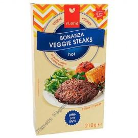 Filetes Vegetales Bonanza, 210 g. Viana