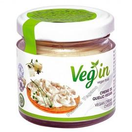 Crema de Queso Vegano, 90g. Vegin