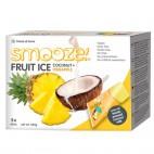 Smooze Fruit Ice, Polo de coco 5x65ml.