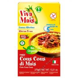 Cous Cous de Maíz, 375g Viva Mais
