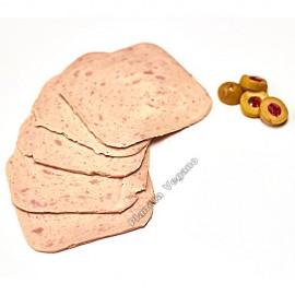 Jamón Ahumado en Lonchas, 100 g Veggísimo