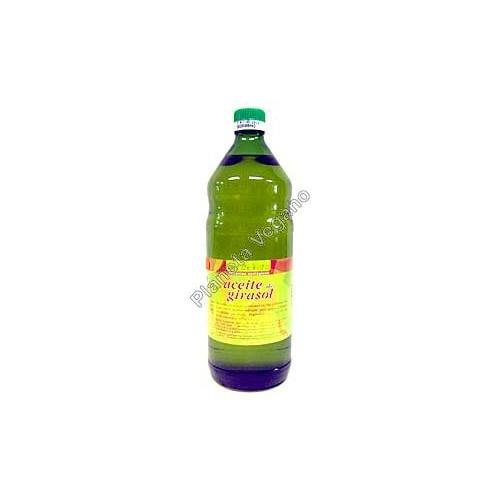 Aceite de Girasol Ecológico 1 Lt. Biospirit