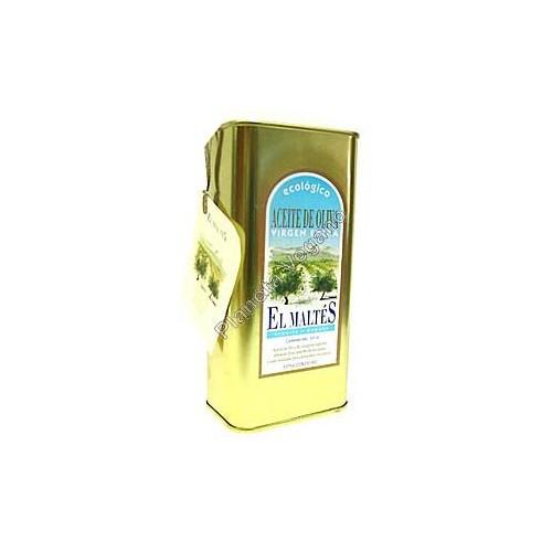 Aceite de Oliva Virgen Extra Ecológico 500 ml El Maltés