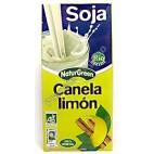 Bebida de Soja Canela y Limón. NaturGreen