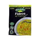 Sopa instantánea Fideos al Curry 40 g - Naturgreen