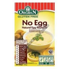 Sustituto del huevo, 200g Orgran
