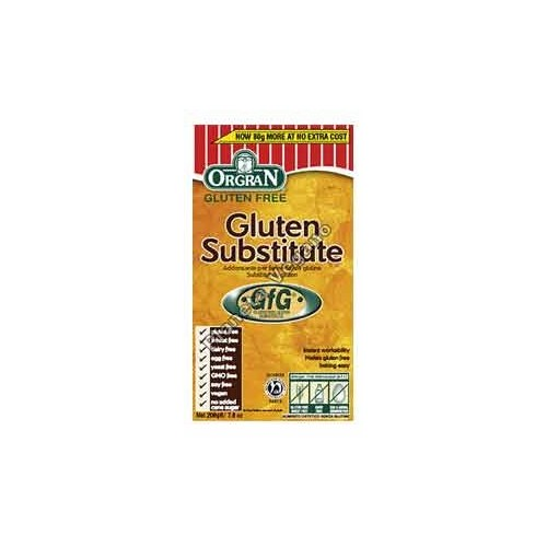 Sustituto del gluten, 200g. Orgran