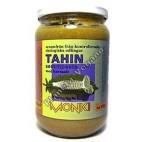 Tahin, crema de sésamo con sal, 650g. Monki