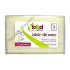 Jabón de Coco Biológico, 240g. BioBel