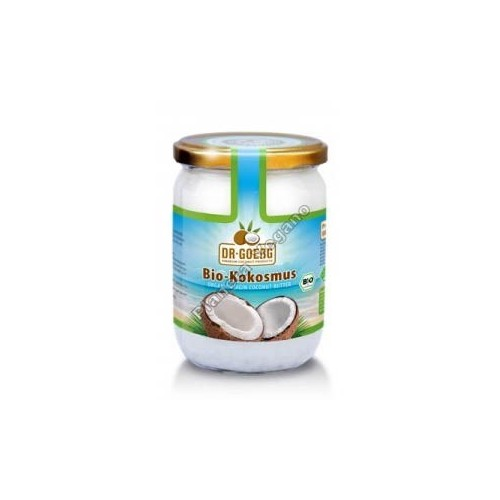 Aceite de Coco Ecológico, 500 ml. Dr-Goerg