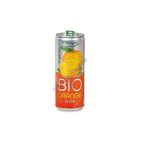 Refresco de Naranja, 250 ml. Hoellinger