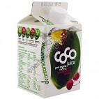 Agua de Coco Verde, 500 ml. Dr. Martins