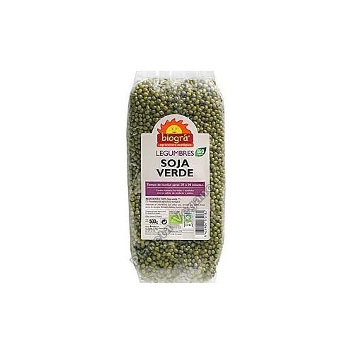 Soja Verde, 500g. Biográ