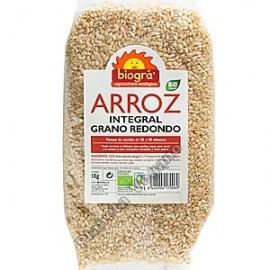 Arroz Integral Redondo, 1kg. Biográ