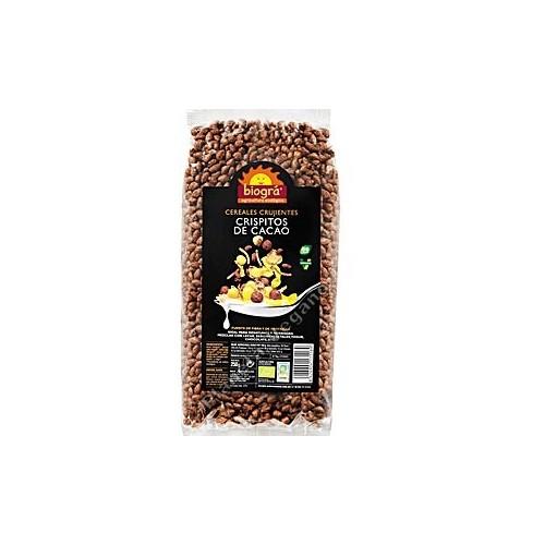 Crispitos de Cacao, 250g. Biográ