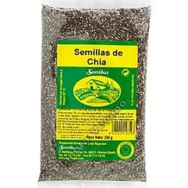 Semiilas de Chía, 250 g. Sorribas