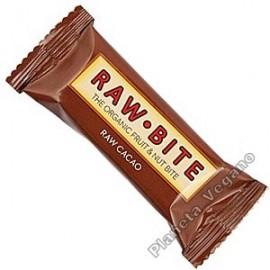 Barrita Energética Crudivegana con Cacao, 50g. Raw Bite