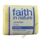 Jabón de Lavanda 100 gr. Faith in Nature