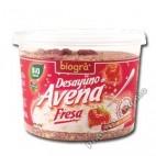 Desayuno de Avena con Fresa 220g Biográ
