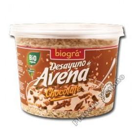 Desayuno de Avena con Chocolate 220g. Biográ