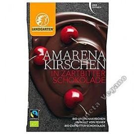 Cerezas Recubiertas de Chocolate, 50g Landgarten