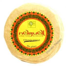 Tortilla de Maíz, 250 g. Nagual