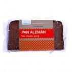 Pan Alemán Tres Cereales, 500 g. Biospirit