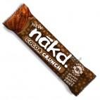 Barrita Energética Crudivegana de Chocolate Crujiente, 35 g. Nakd Bar