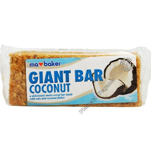 Giant Bar Coco, 90g Ma Baker