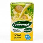 Bebida de Soja con Plátano, 250 ml Provamel