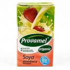 Bebida de Soja con Fresa, 250 ml Provamel