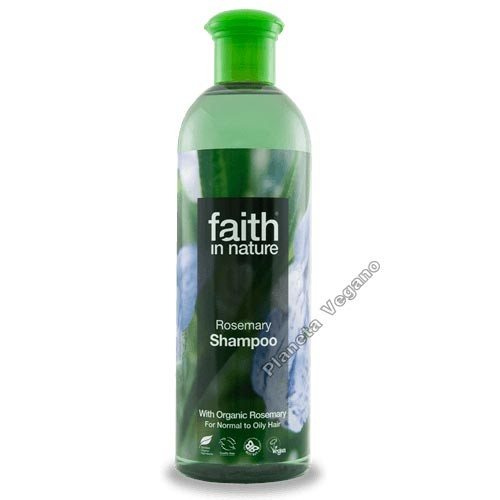 Champú con Romero, 250ml Faith in Nature