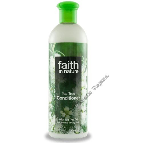 Acondicionador con árbol del té, 400ml Faith in Nature