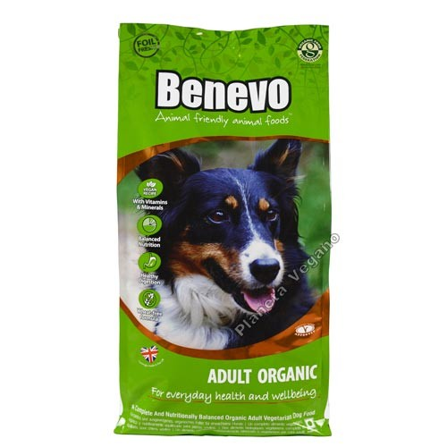 Pienso Vegano Benevo Dog Orgánico 2 kg.