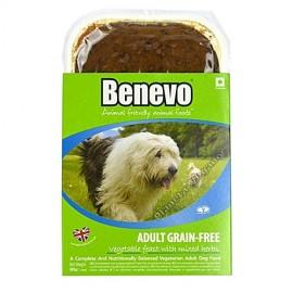Pienso Húmedo sin Cereales Para Perros, 395g Benevo