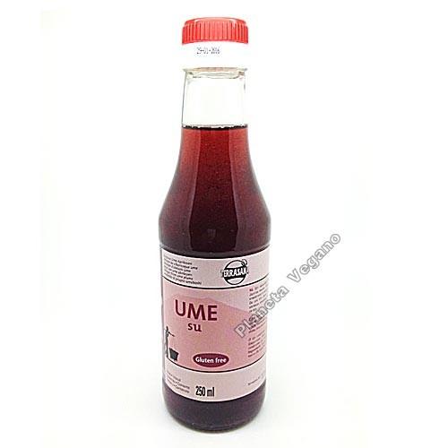 Ume Su (Vinagre de Umeboshi), 250ml. Terrasana